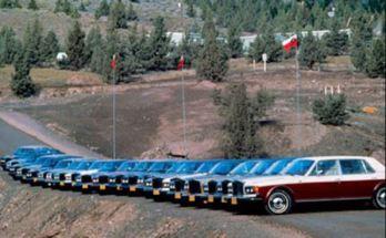 Rolls Royces